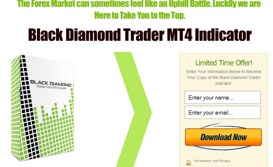 Black Diamond Trader MT4 Indicator